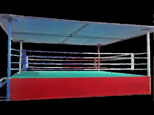 Boxing Ring with Canopy