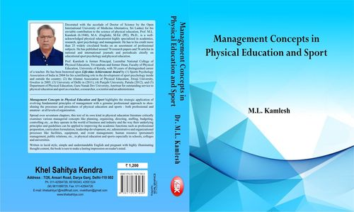 Management Concept in Physical Education & Sport