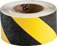 Yellow & Black Antiskid Tapes