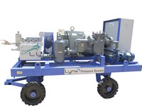 Electric/Diesel Driven Hydrostatic Pressure Test Pump