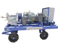 Electric/Diesel Driven Hydrostatic Pressure Test Pump