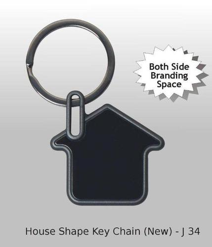 House Shape Key Ring (New)