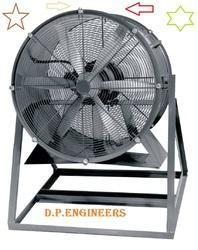 Axial Flow Fan Foot Mounted