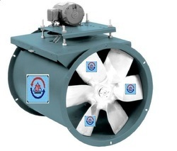 Belt Driven Axial Flow Fan
