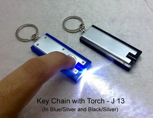 Key Chain With Torch