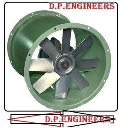 Ventilation Axial Fan Duct