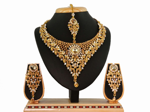 Alloy Ladies Necklace Set
