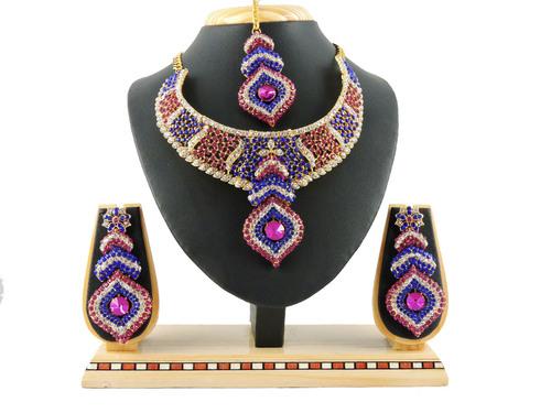 Alloy Designer Necklace Set