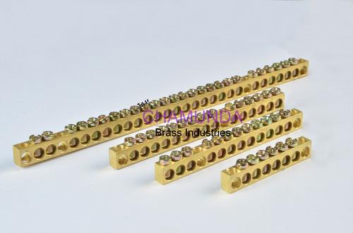 Brass Earthing Link