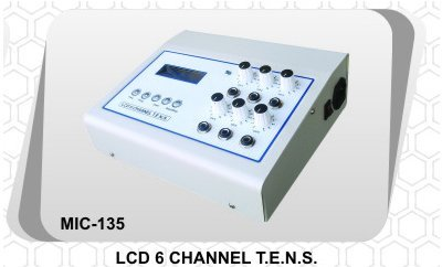 6 Channel TENS Unit
