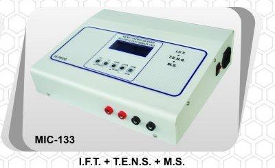 IFT + TENS + MS Machine