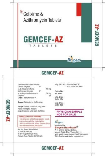 Gemcef-AZ