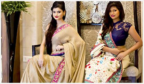 Fancy Ladies Sarees