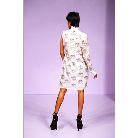 Stylish White Tunic