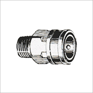 Single Check Valve Male Socket