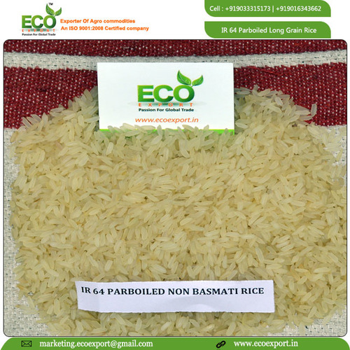 Parboiled Rice In Ahmedabad, Parboiled Rice Dealers & Traders In