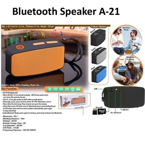 Bluetooth Speaker A-21