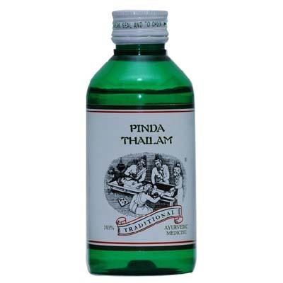 Pinda Thailam Ayurvedic Oil - 200 ml