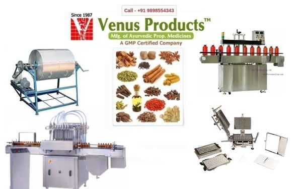 Contract Manufacturing Herbal / Ayurvedic Products