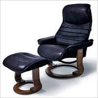 Brown Reclining Chair