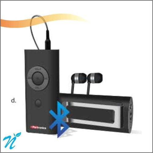Bluetooth Stereo Headset & Music Receiver