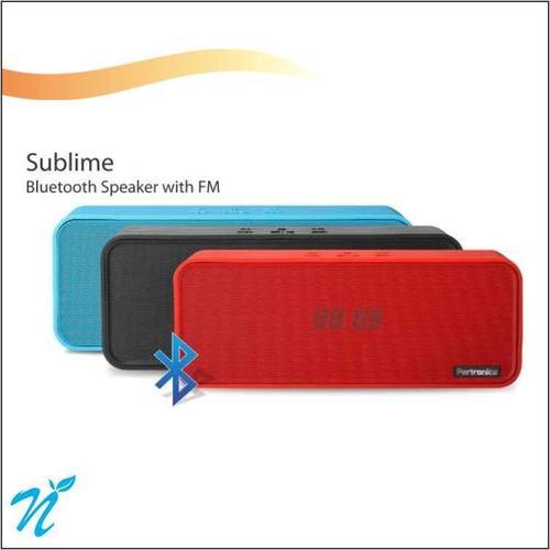 Bluetooth Speaker With FM
