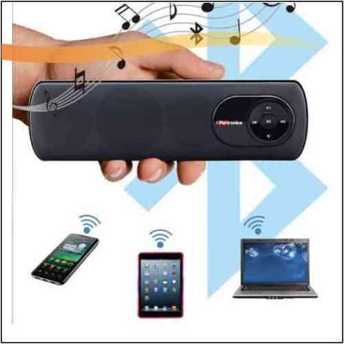 Pure Sound Bluetooth Speaker