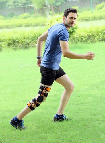 Knee Brace Orange K2-S05