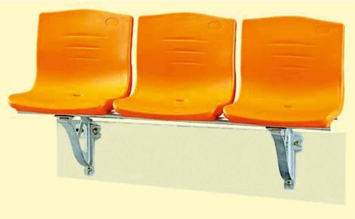 Blow Moulded Bucket Type Stadium Seat