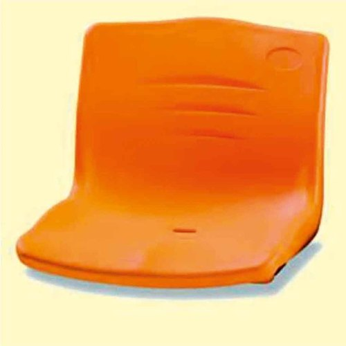 Blow Moulded Bucket Type Stadium Seat with Structu