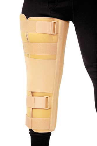 Knee Brace Covered Patela
