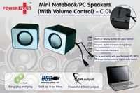 Power Plus mini Notebook / PC speakers