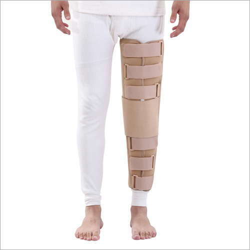 Knee Brace Covered Patela