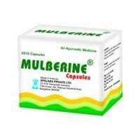 Mulberine (60 Capsules Pack)
