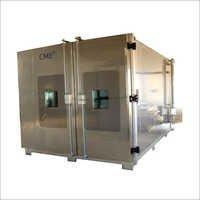Walk-In Temperature Chamber