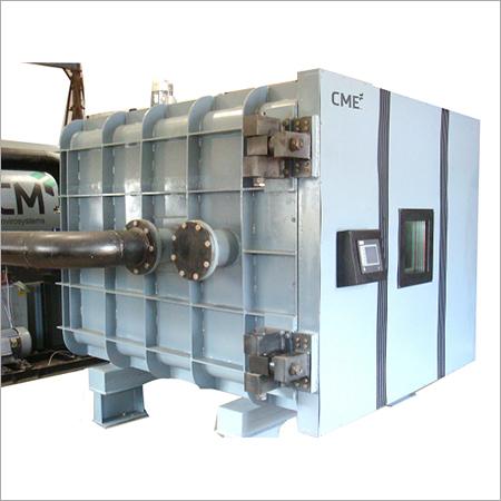 Rapid Decompression Vacuum Chamber