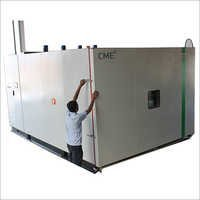 Walk In Climatic Chamber 18,000 Litres