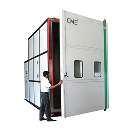 Walk In Climatic Chamber 21,000 Litres