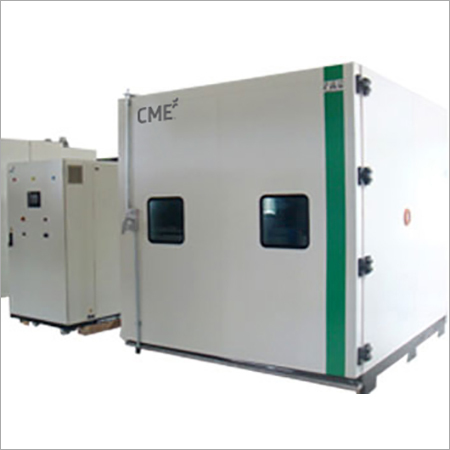 Walk In Climatic Chamber 8,000 Litres