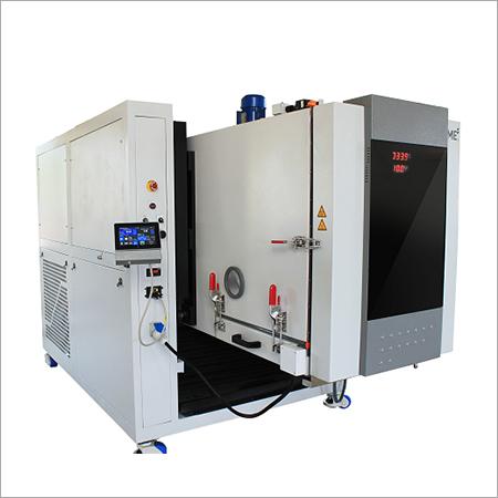 Custom Built Environmental Test Chamber