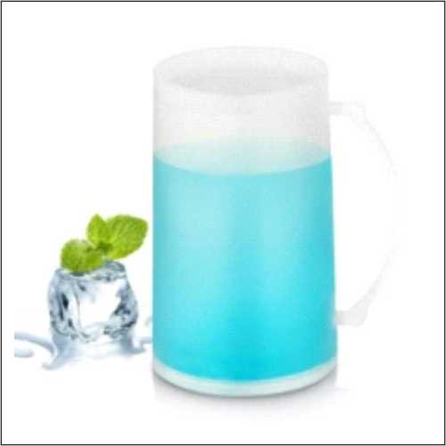 Blue Liquid Mug