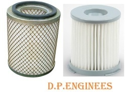 Gas Turbine Air Intake Filters