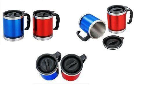 Steel Mug 400ml