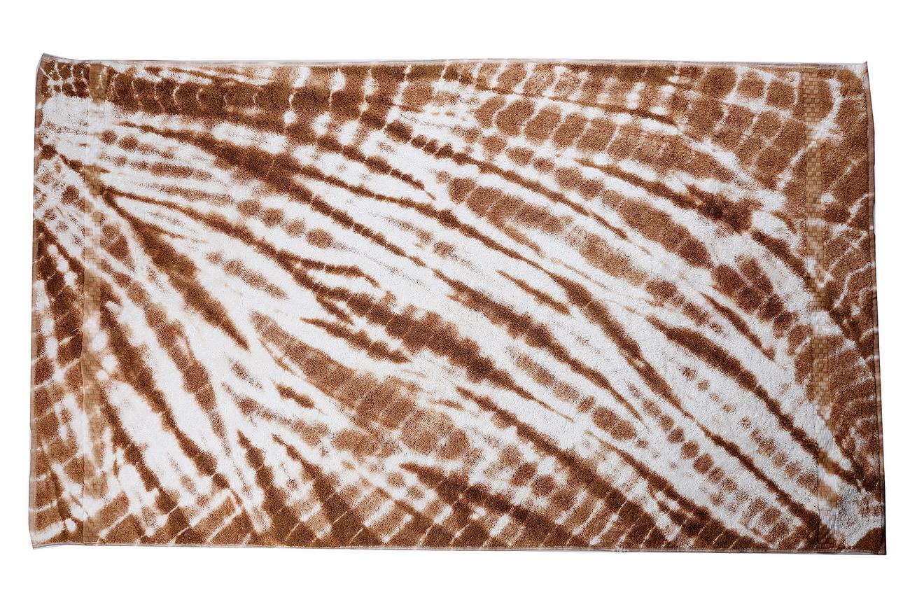 Tie and Dye Bath Towels