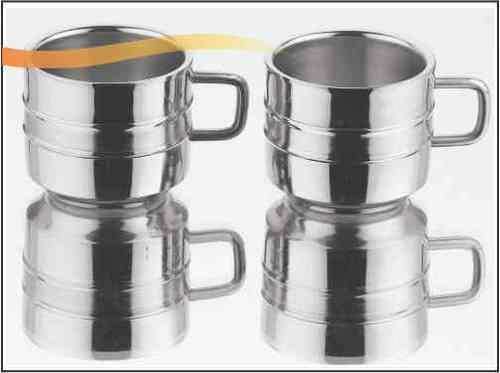 Tea Cup 2 Ribb