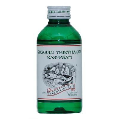 Guggulu Thiktham Kashayam - 200 ml