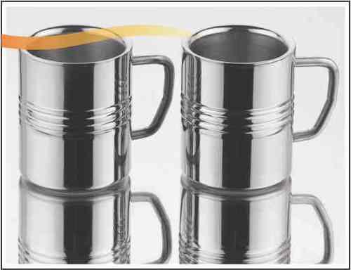 Big Sober Mug 3 Ribbed