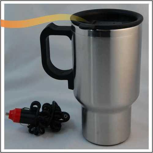 Car Steel Mug