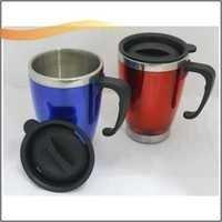 Slim Oval Mug