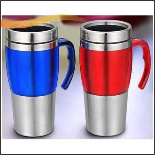 Half Steel Mug